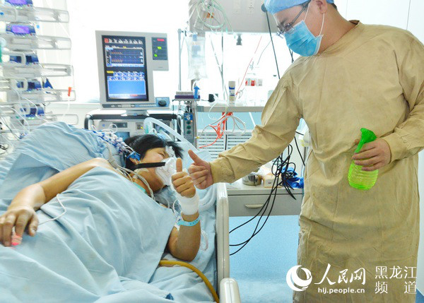 Harbin hospital successfully conducts heart transplant